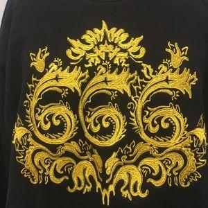 UNIF 666 Sweatshirt NWOT